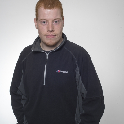 Junior Developer, Alan Saunders
