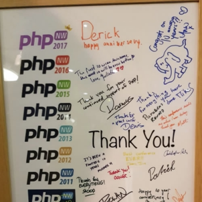 PHP North West